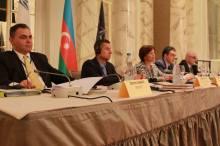 LINKS Director Dennis Sammut, was the keynote speaker at a NATO Parliamentary Assembly seminar held in Baku  16-18 June 2014.